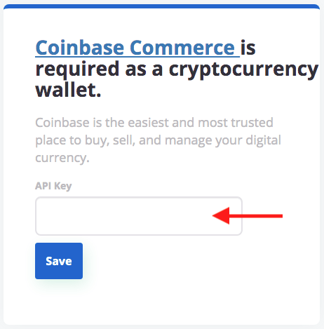 coinbase account setup on limepay 2