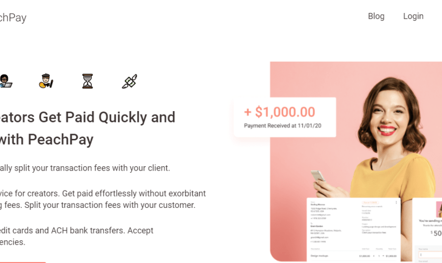 Welcome to PeachPay!