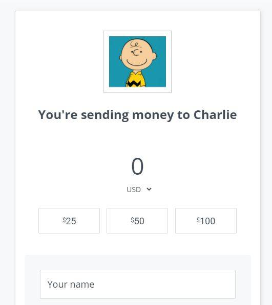 sending money via pay me - PeachPay
